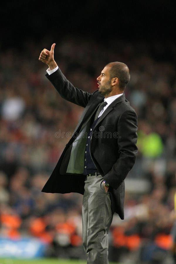 Download FC Barcelona Coach Josep Guardiola Editorial Photography - Image: 11703107