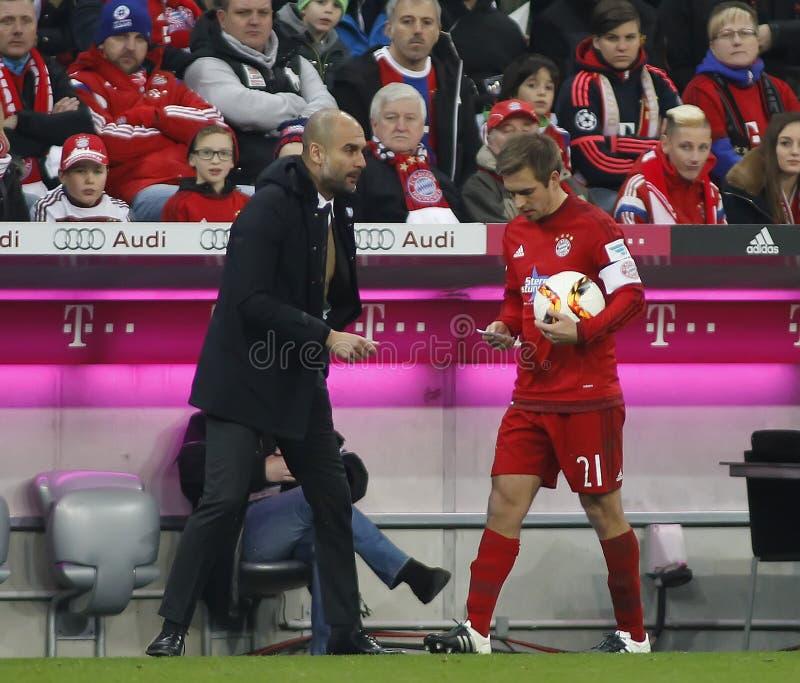 FC Bayern Muenchen v FC Ingolstadt, Bundesliga - obrazy stock
