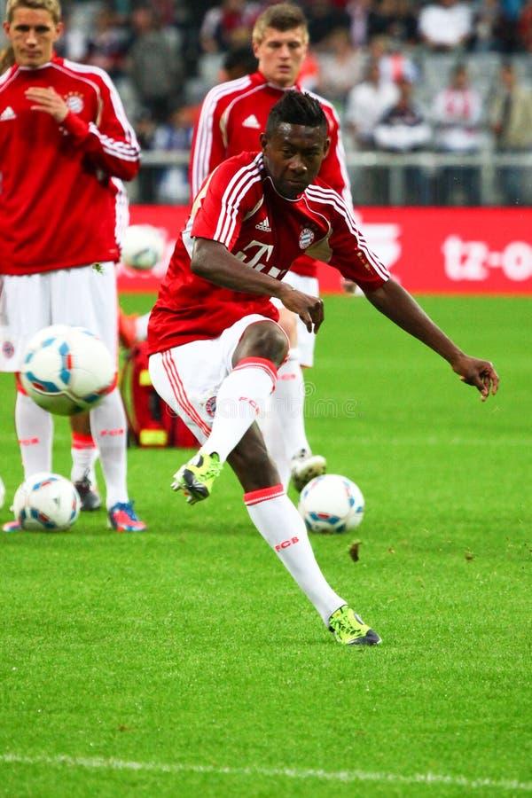 FC Bayerns David Alaba