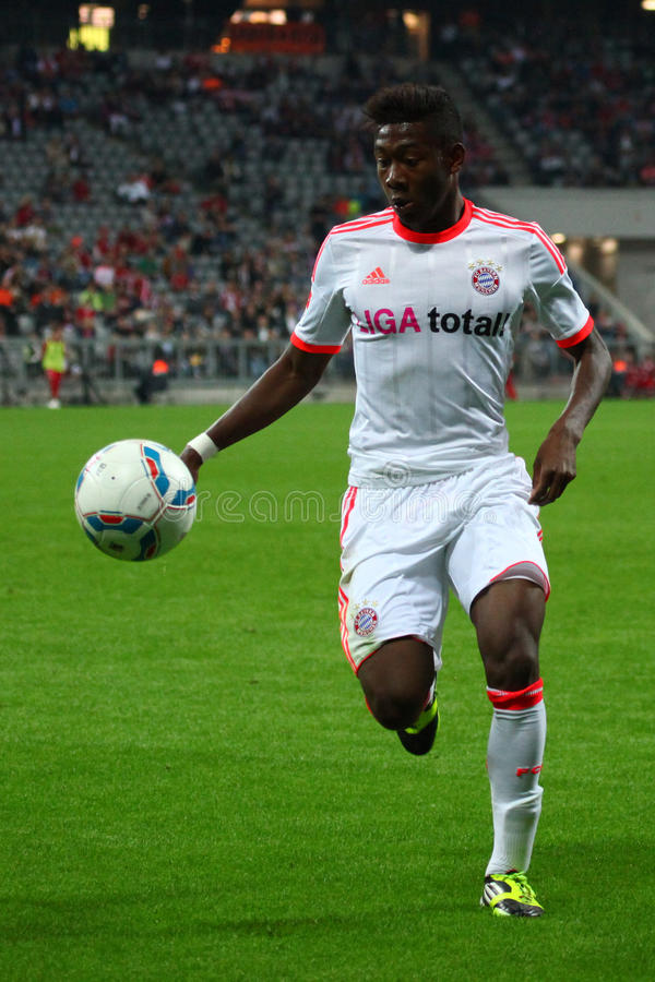Download FC Bayerns David Alaba editorial image. Image of david - 26317710