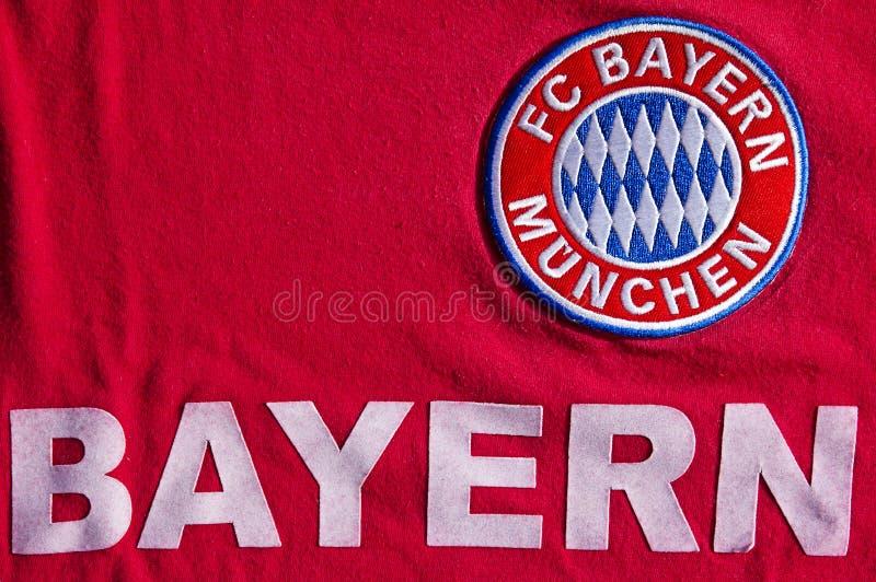 FC Beieren Muenchen stock afbeelding