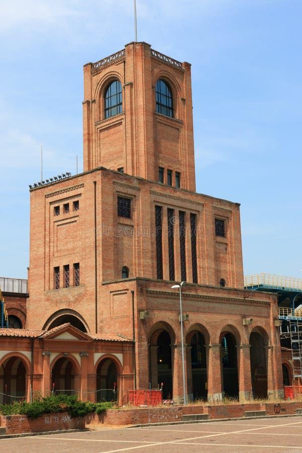FC-Bolognastadion royaltyfria bilder