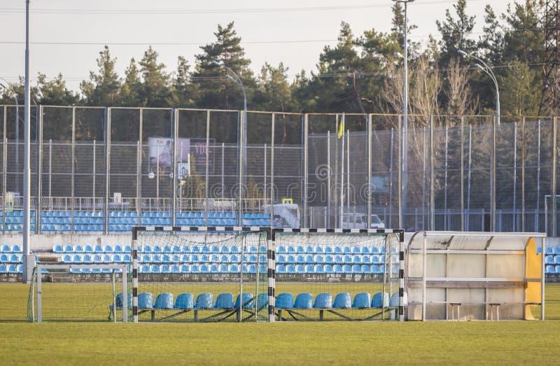 FC dynama obóz szkoleniowy w Koncha-Zaspa, Kyiv obraz stock