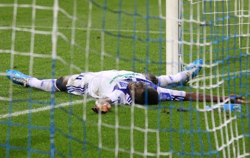 Download FC Dynamo Kyiv's Striker Brown Ideye Editorial Photo - Image: 20434326