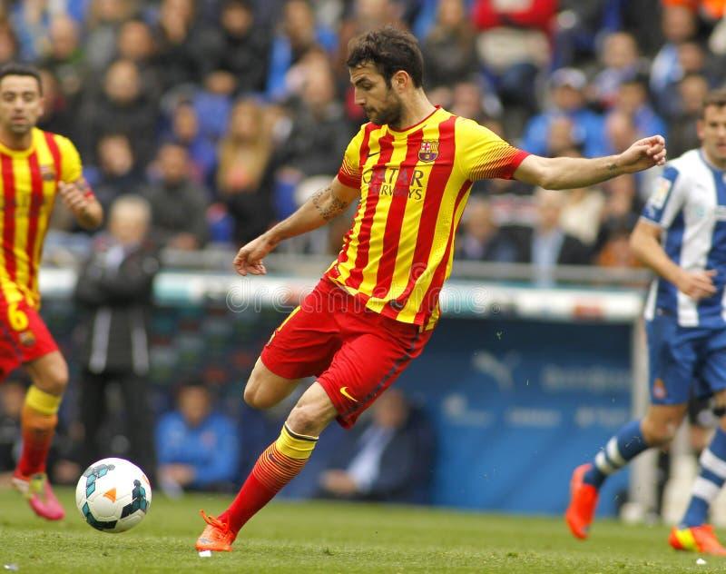 Download Fc fabregas cesc barcelona редакционное фотография. изображение насчитывающей лига - 41657527