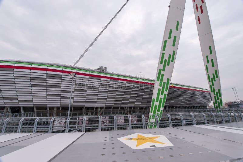 FC Juventus stadium obraz royalty free