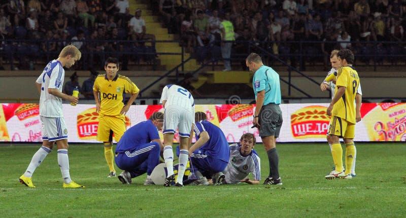 Download FC Metalist Kharkiv Vs. FC Dynamo Kyiv Editorial Image - Image: 15291300