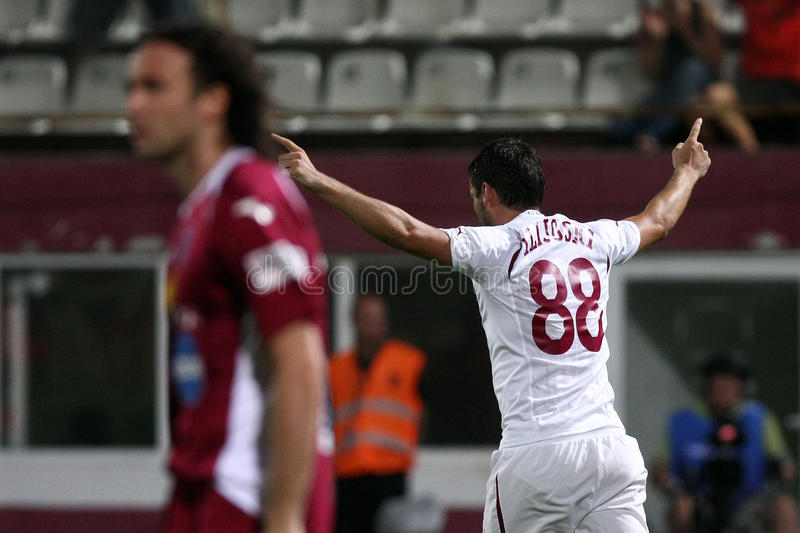 Download FC Rapid Bucharest-CFR Cluj Editorial Photo - Image: 26318521