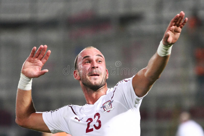 Download FC Rapid Bucharest-CFR Cluj Editorial Image - Image: 26318550
