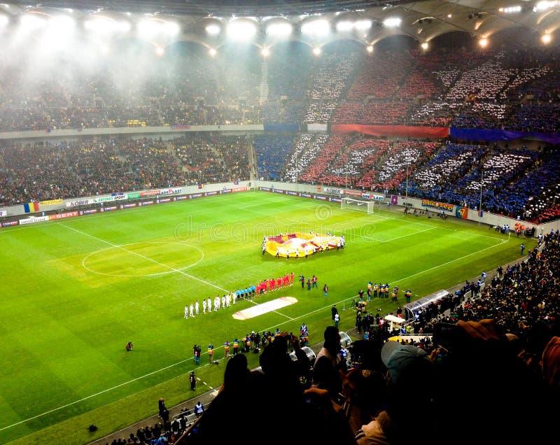 FC Steaua Βουκουρέστι στοκ εικόνα