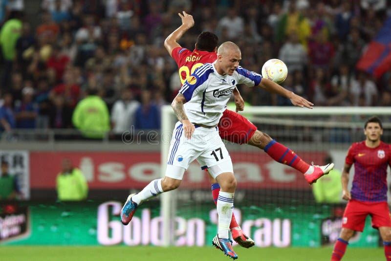 Download FC Steaua Bucharest - FC Copenhaga Editorial Photo - Image: 26971856