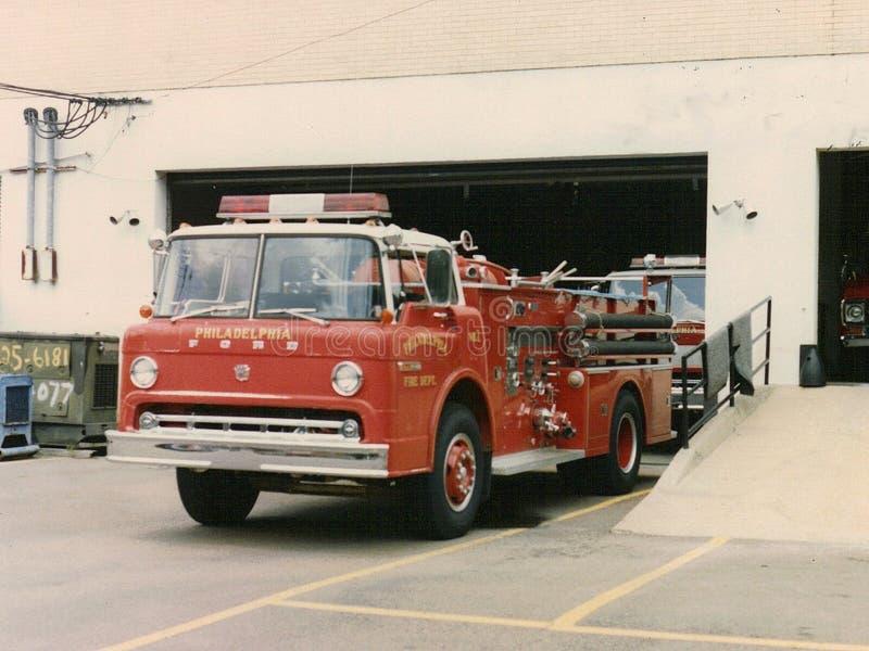 FD 2, Philadelphia Fire Department stock images