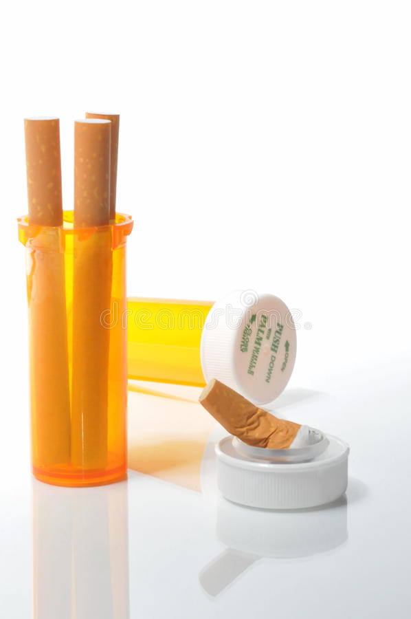 FDA regulation of tobacco. The FDA is going to regulate tobacco products, including cigarettes. Also, you should stop smoking stock photo