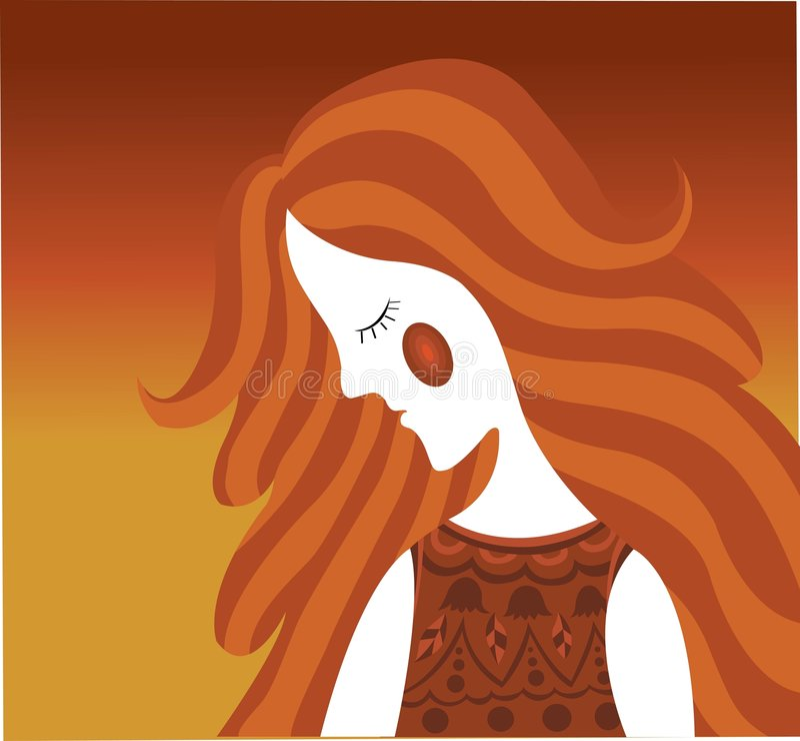 fe royaltyfri illustrationer