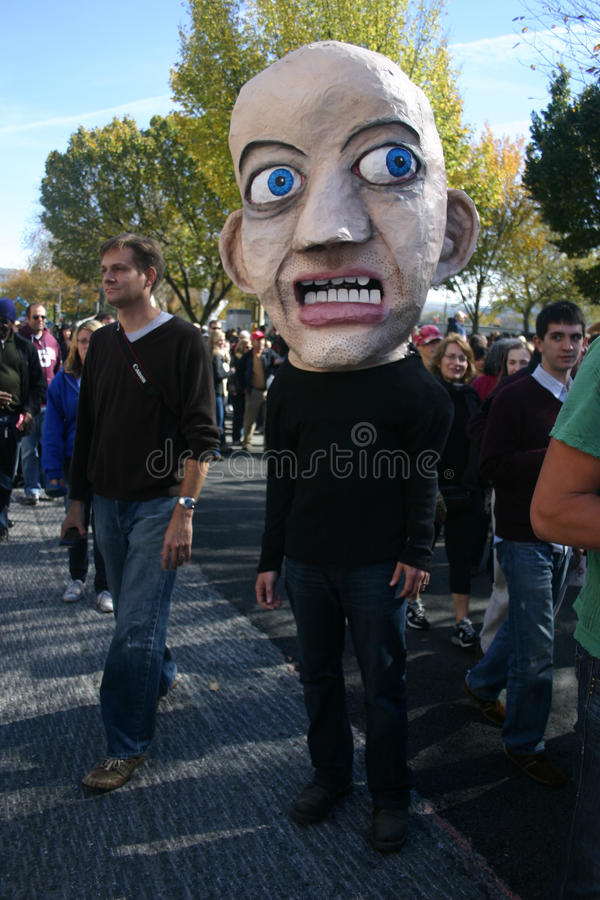 Download Fear (Rally To Restore Sanity And/or Fear) Editorial Stock Photo - Image: 16805218