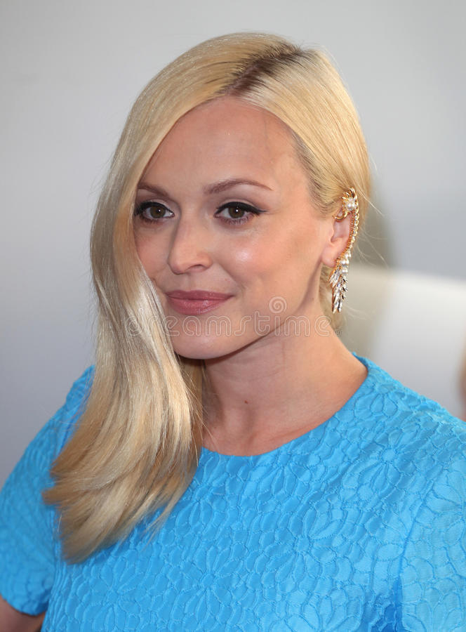 Download Fearne Cotton editorial stock photo. Image of awards - 31738608