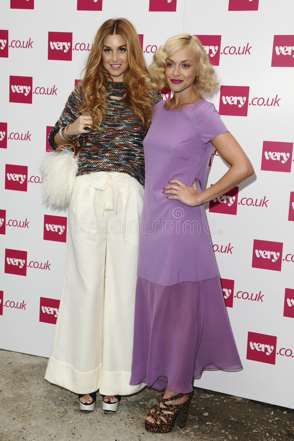 Download Fearne Cotton, Whitney Port Editorial Stock Image - Image: 22925939