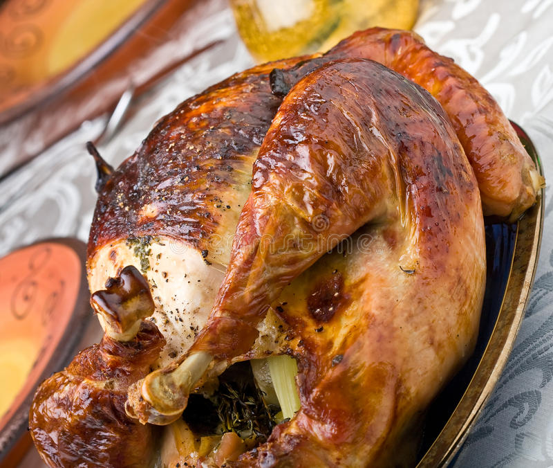 Download Feast stock image. Image of breast, food, festive, whole - 11964139