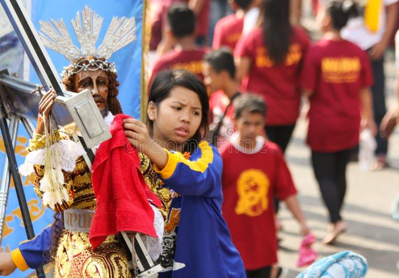 Download Feast Of Black Nazareno, Philippines Editorial Image - Image: 36598065