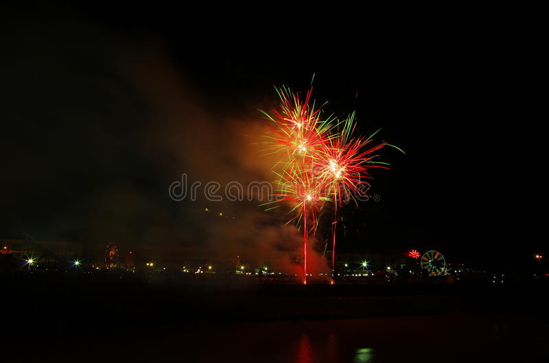 Feasta firework stock images