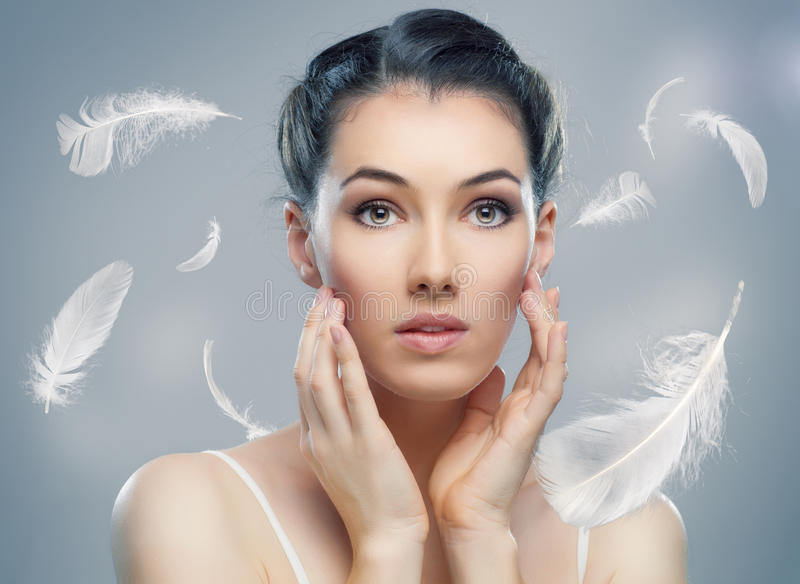 Download Feather And Beauty Stock Images - Image: 26979104