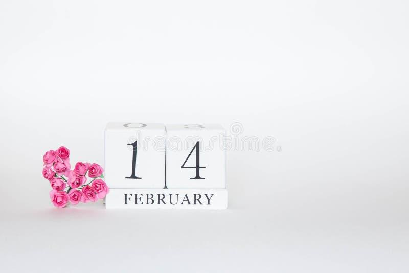14 februari valentijnsdag stock foto