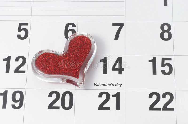 Download February 14 Valentine's Day Stock Images - Image: 7606034