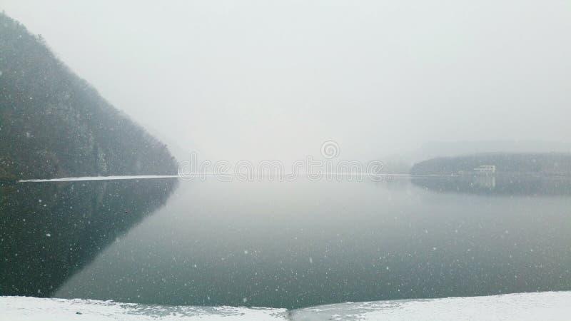 February 15, 2019 Snowy Day 16:38pm Free Public Domain Cc0 Image
