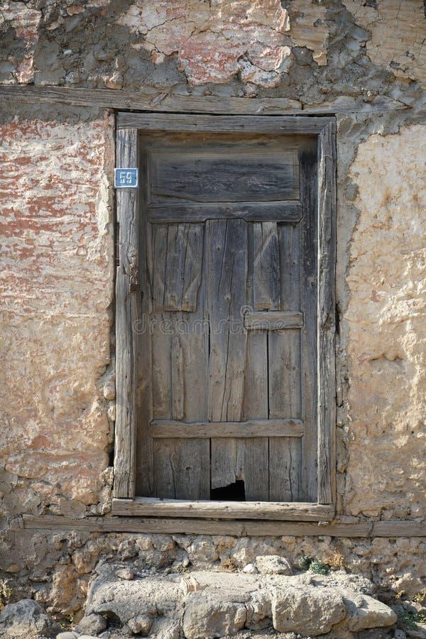 Fecha Kaya Village Fethiye, Mugla, Turquía imágenes de archivo libres de regalías