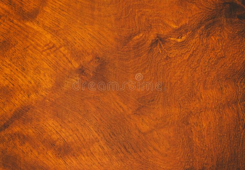 Feche acima da tabela de madeira rústica com textura da grão no estilo do vintage imagens de stock royalty free