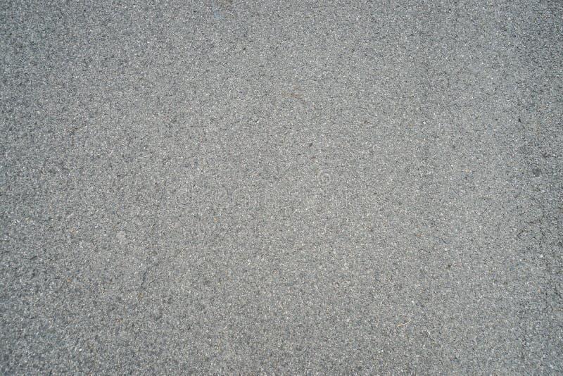 Feche acima da textura da estrada concreta imagens de stock