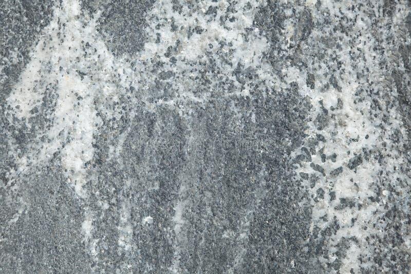 Feche acima da textura de Grey Seamless Grey Granite decorativa imagens de stock