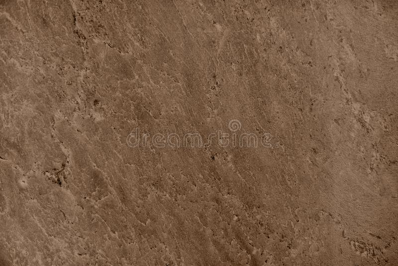 Feche acima da textura de pedra do granito marrom abstrato fotografia de stock royalty free