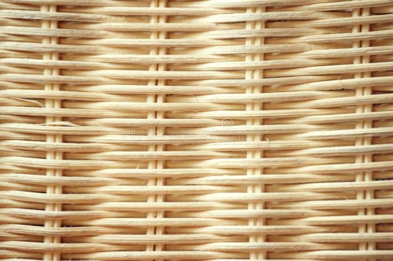Feche acima da textura do weave fotografia de stock