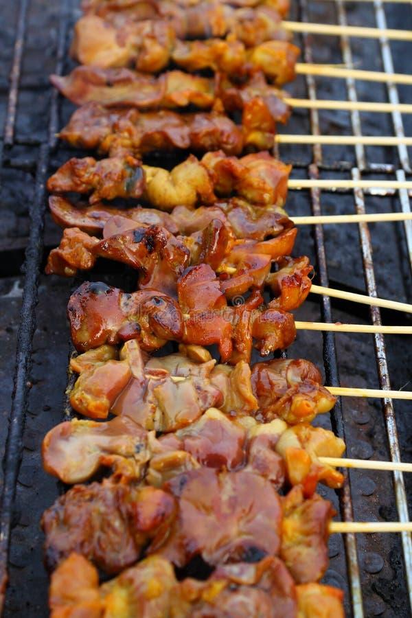 Download Fígado grelhado imagem de stock. Imagem de cozinheiro - 29847351