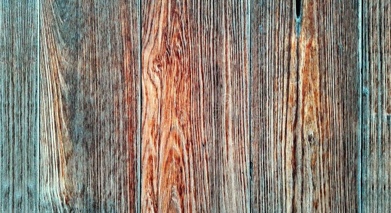 Feche acima do fundo de madeira velho da textura fotos de stock
