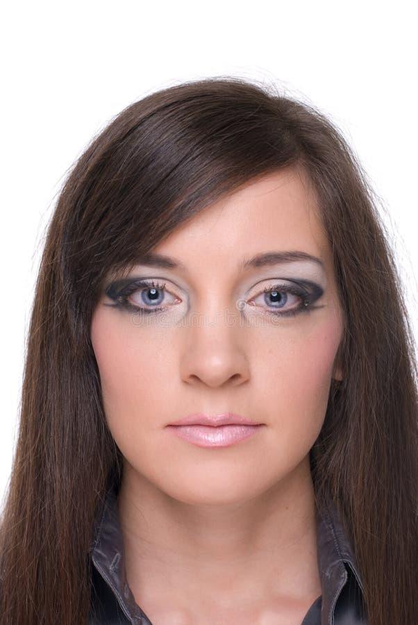 Download Feche Acima Do Retrato Da Mulher De Negócio Nova Foto de Stock - Imagem de retrato, carreira: 12804980