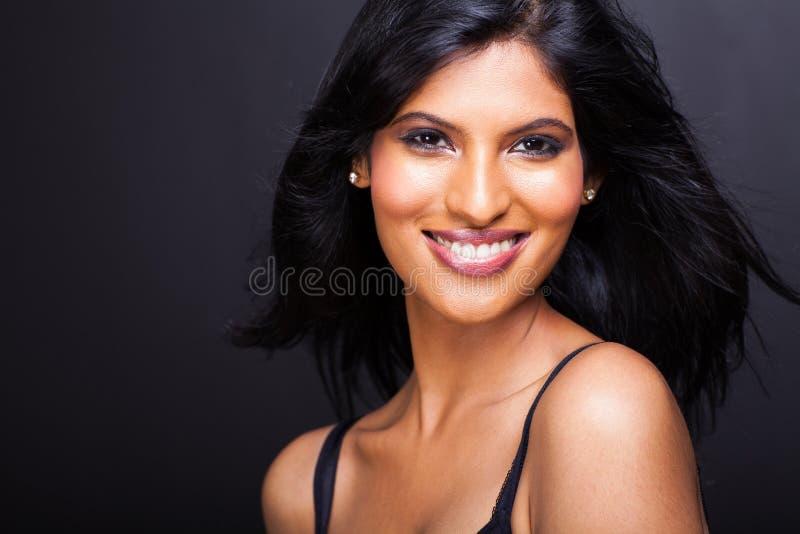 Mulher do indiano do encanto imagens de stock