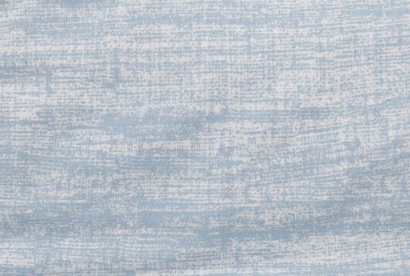 Feche acima do teste padrão do fundo da tela branca e azul do Grunge foto de stock royalty free