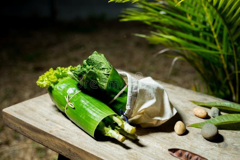 Feche acima do vegetal orgânico fresco imagens de stock