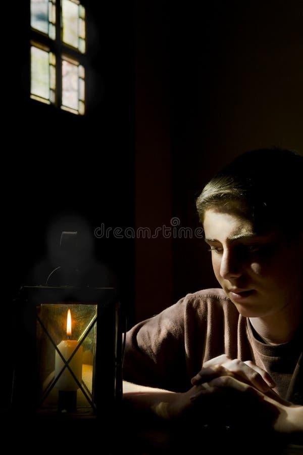 Download Fede fotografia stock. Immagine di meditating, rispetto - 3143370