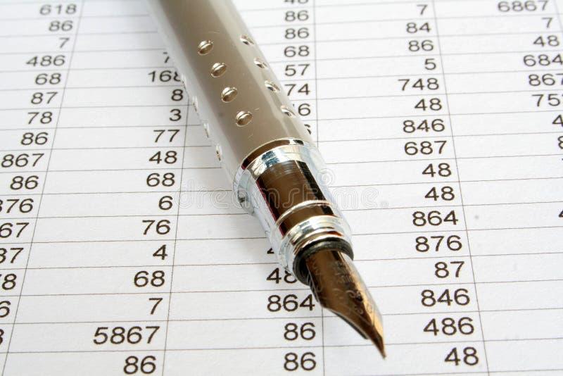 Stift lizenzfreie stockfotos