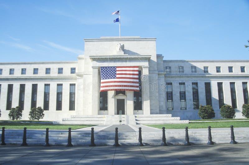 Federaal Reserve Bank royalty-vrije stock foto's