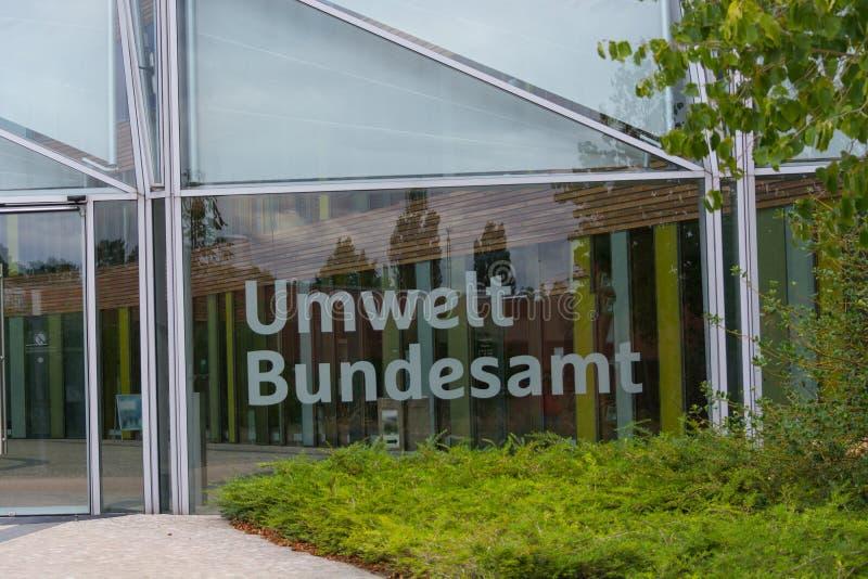 Federacyjna środowisko agencja w Dessau zdjęcie royalty free