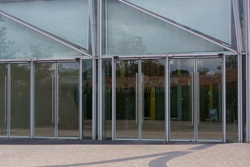 Federacyjna środowisko agencja w Dessau zdjęcie stock