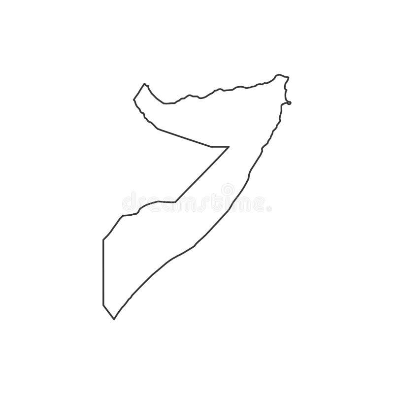 Federacyjna republika Somalia ilustracji