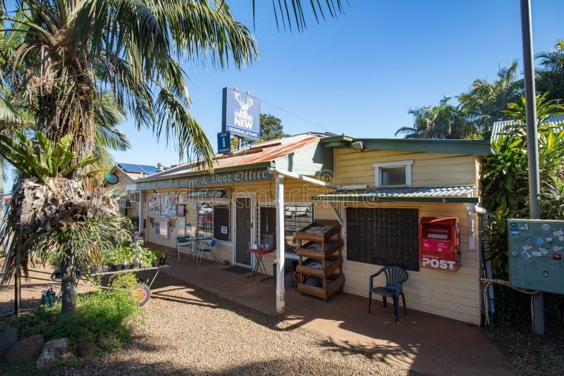 Federacyjny Ogólny sklep w NSW zdjęcie stock