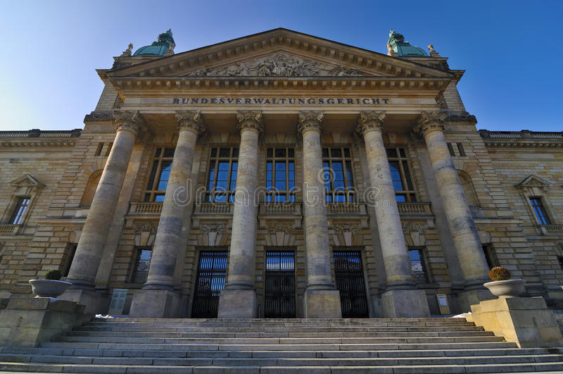 Federal court in leipzig