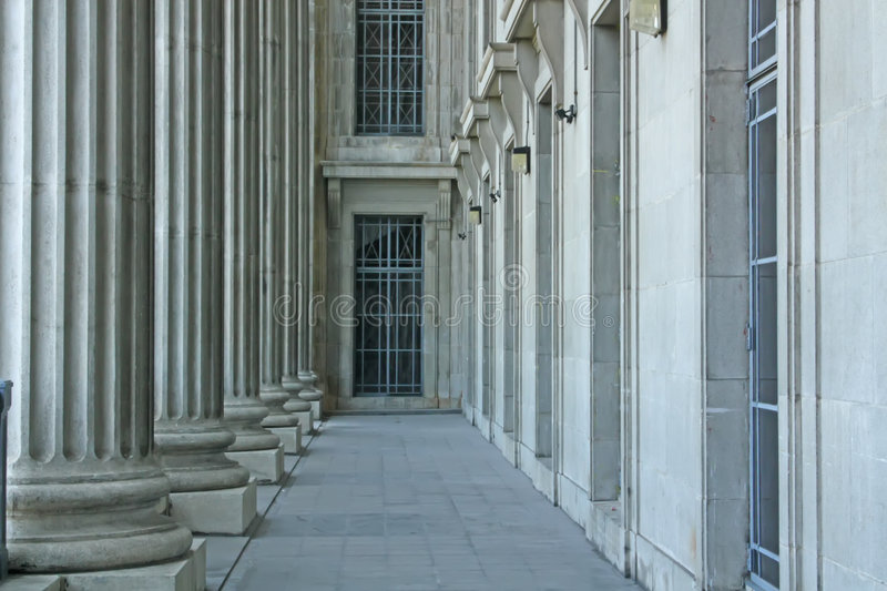 Download Federal Courthouse stock photo. Image of legal, concrete - 6058924