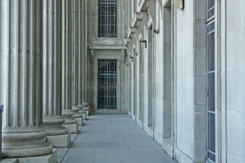 federal domstolsbyggnad arkivbilder